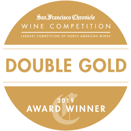 San Francisco Chronicle Wine Competition Double Gold Award Medal