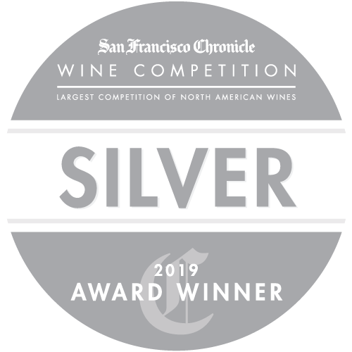 San Francisco Chronicle Wine Competition Silver Award Medal